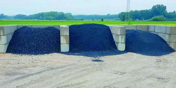 Basalt-Splitt